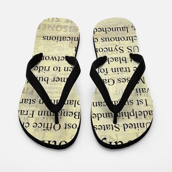 July 26th Flip Flops