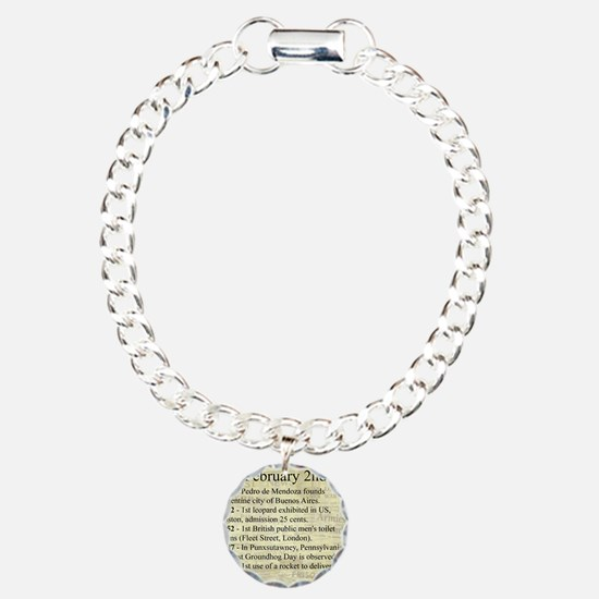 February 2nd Bracelet