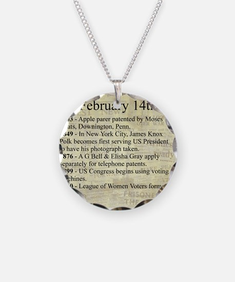 February 14th Necklace