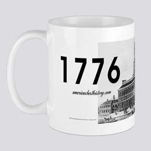 ABH Timeline 1776 11 oz Ceramic Mug