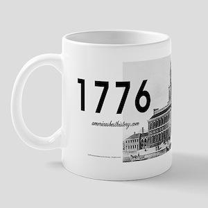ABH Timeline 1776 Mug