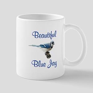 Beautiful Blue Jay Mug