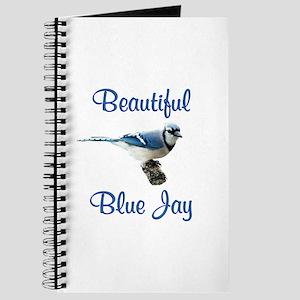 Beautiful Blue Jay Journal