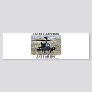Airpower! Sticker (Bumper)