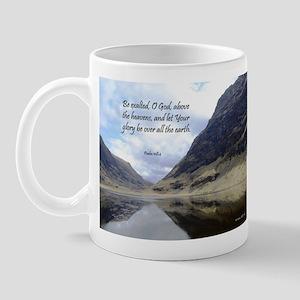 Psalm 108:4 Mugs