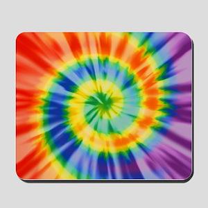 Printed Tie Dye Pattern Mousepad