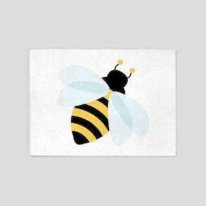 Bumblebee 5'x7'Area Rug