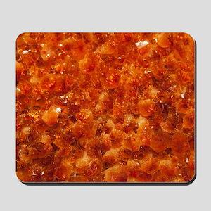Orange Citrine  Mousepad
