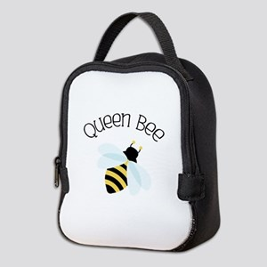 Queen Bee Neoprene Lunch Bag