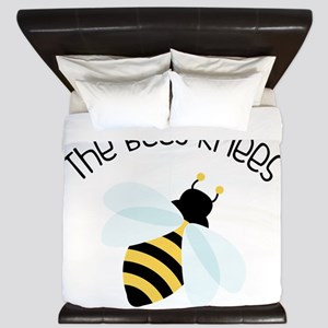 The Bees Knees King Duvet