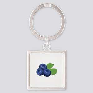 Blueberry Keychains