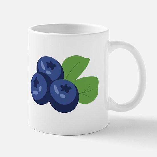 Blueberry Mugs