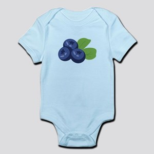 Blueberry Body Suit