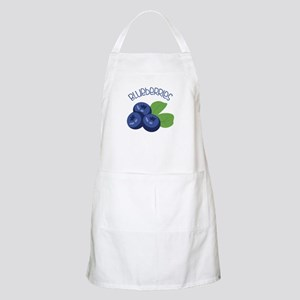 BLUEBERRIES Apron