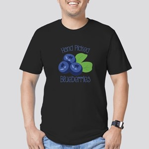 Hand Picked Blueberries T-Shirt