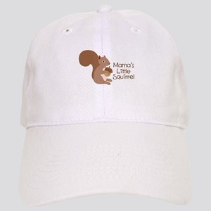 Mamas Little Squirrel Baseball Cap