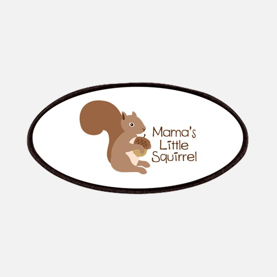Mamas Little Squirrel Patches