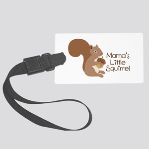 Mamas Little Squirrel Luggage Tag