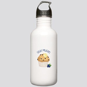 Stud Muffin Water Bottle