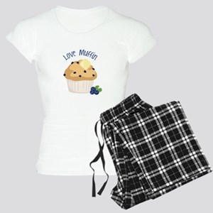 Love Muffin Pajamas