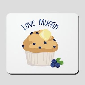 Love Muffin Mousepad