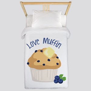 Love Muffin Twin Duvet