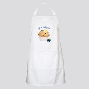 Love Muffin Apron