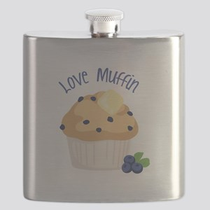 Love Muffin Flask
