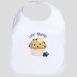 Love Muffin Bib