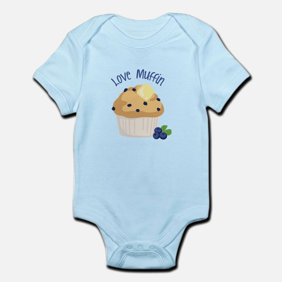 Love Muffin Body Suit