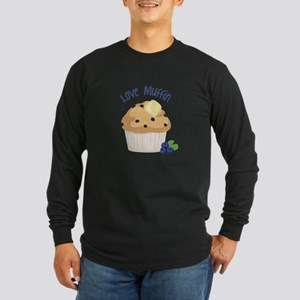 Love Muffin Long Sleeve T-Shirt
