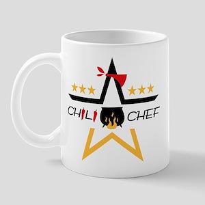 All-Star Chili Chef Mug