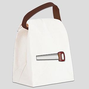 Saw Canvas Lunch Bag