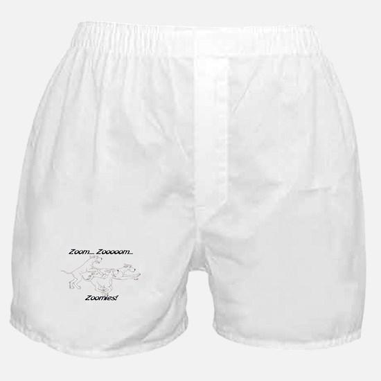 Z Z Zoomies Boxer Shorts