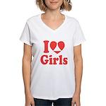 I Heart Girls T-Shirt