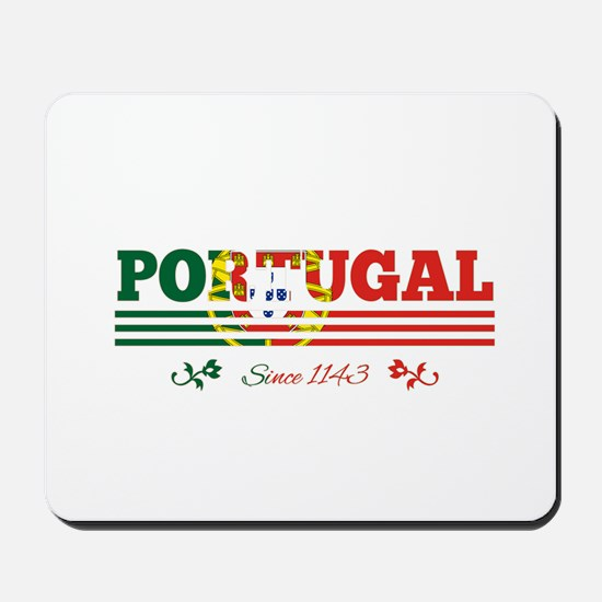 Portugal since 1143 Mousepad