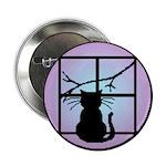"""Moonlight Emblem 2.25"""" Button (10 pack)"""