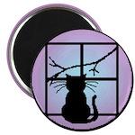 Moonlight Emblem Magnet