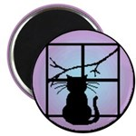 "Moonlight Emblem 2.25"" Magnet (10 pack)"