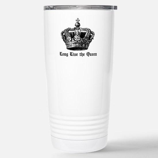 Long Live the Queen Travel Mug
