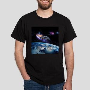 Star Trek Defiant NG Queen Duvet T-Shirt