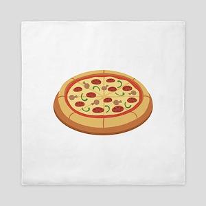 Pizza Queen Duvet