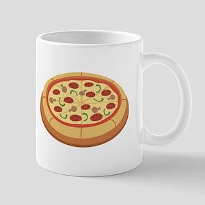 Pizza Mugs
