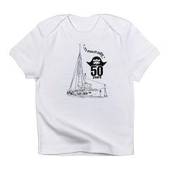 Radio London 50th Anniversary Infant T-Shirt