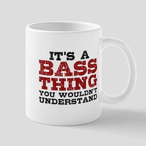It's a Bass Thing Mug