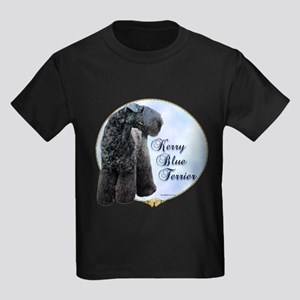 Kerry Portrait Kids Dark T-Shirt