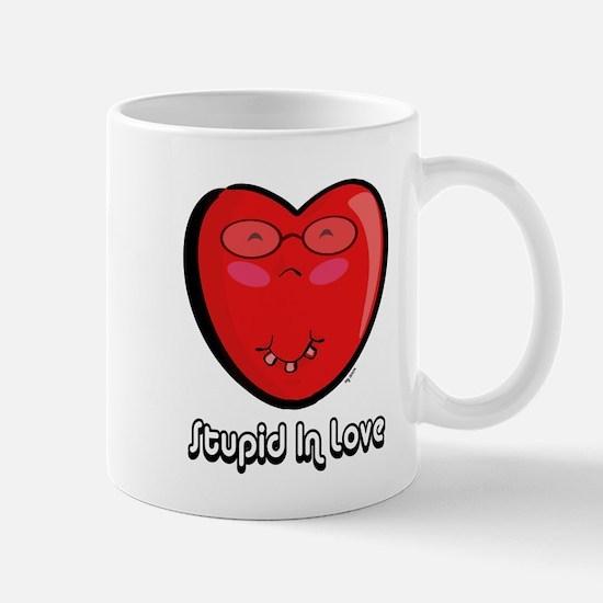 Stupid In Love Mug Mugs