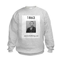 Timeline 1863 Sweatshirt