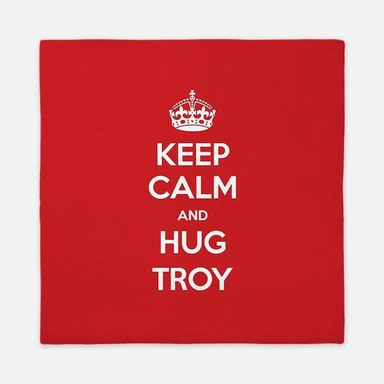 Hug Troy Queen Duvet