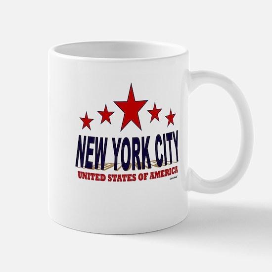 New York City U.S.A. Mug